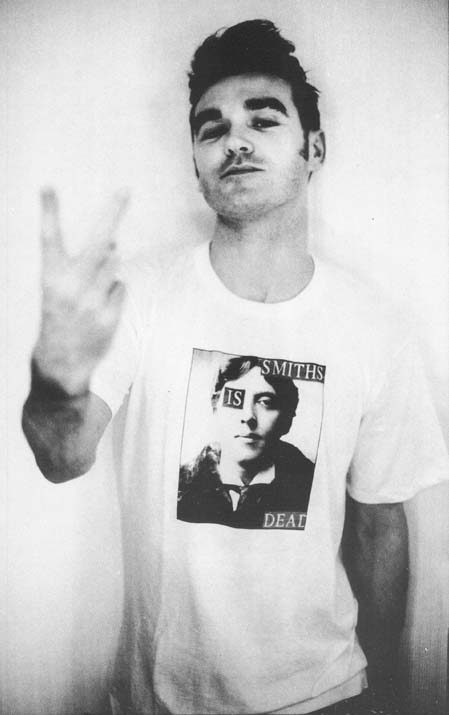 NEVER fuck with Morrissey!