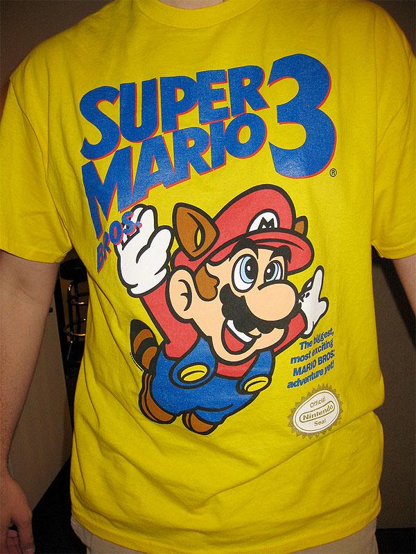 mario-tshirt